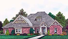 Plan Number 96344 - 2377 Square Feet