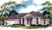 Plan Number 96503 - 2256 Square Feet