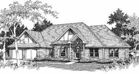Plan Number 96504 - 2162 Square Feet