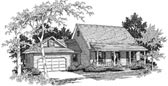 Plan Number 96512 - 2276 Square Feet