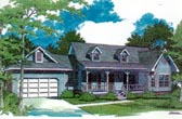 Plan Number 96513 - 1648 Square Feet