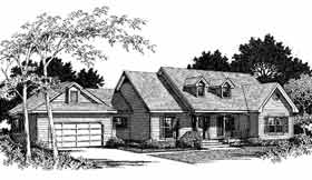 Plan Number 96531 - 2483 Square Feet