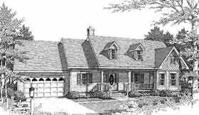 Plan Number 96536 - 1917 Square Feet