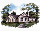Plan Number 96550 - 2104 Square Feet