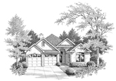 Plan Number 96554 - 1745 Square Feet