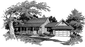 House Plan 96571