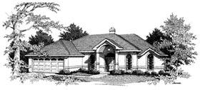 Mediterranean House Plan 96579 Elevation