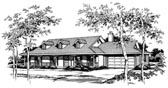Plan Number 96581 - 1847 Square Feet