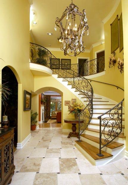 European Victorian House Plan 96604