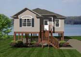 House Plan 96705