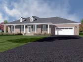 Plan Number 96706 - 2492 Square Feet