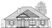 Plan Number 96715 - 1289 Square Feet