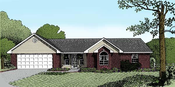 House Plan 96804