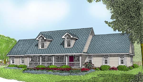 House Plan 96811