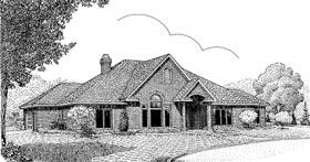 House Plan 96812