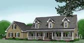 Plan Number 96814 - 2544 Square Feet