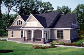 Craftsman House Plan 96887 Elevation