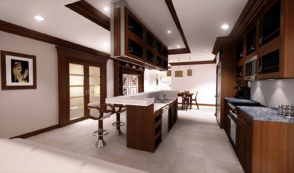 Craftsman House Plan 96887