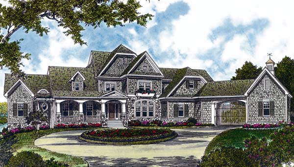 House Plan 96908