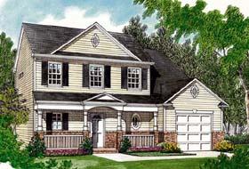 House Plan 96920