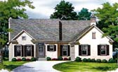 Plan Number 96952 - 1911 Square Feet
