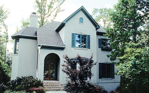Cottage European House Plan 96981 Elevation