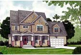 Plan Number 97000 - 2484 Square Feet