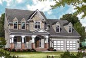 Plan Number 97006 - 2502 Square Feet
