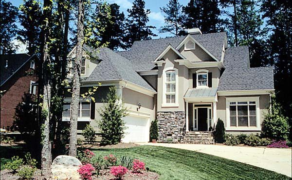 Traditional House Plan 97017 Elevation