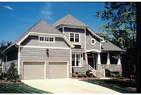 Cottage Craftsman House Plan 97026 Elevation