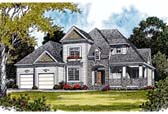Plan Number 97027 - 2667 Square Feet