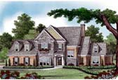 Plan Number 97028 - 2672 Square Feet