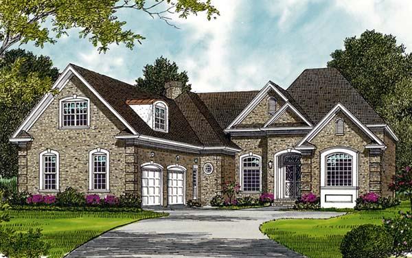 House Plan 97033