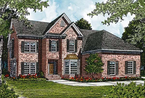 House Plan 97034