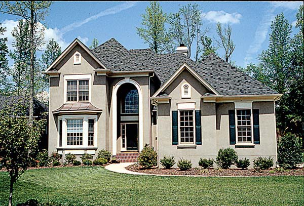 Traditional House Plan 97035 Elevation