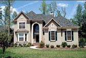 Plan Number 97035 - 2734 Square Feet