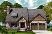 Plan Number 97036 - 2738 Square Feet