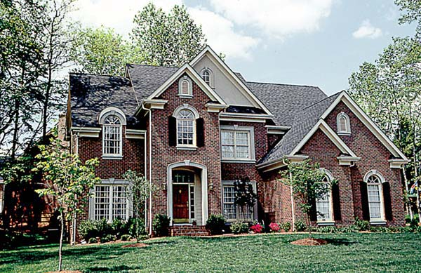 Traditional House Plan 97037 Elevation