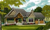 Plan Number 97044 - 2764 Square Feet