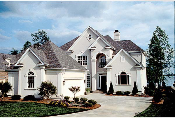 Traditional House Plan 97052 Elevation