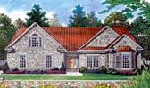 Plan Number 97053 - 2795 Square Feet