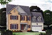 Plan Number 97055 - 2799 Square Feet