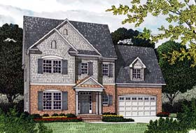 Traditional House Plan 97056 Elevation