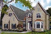 Plan Number 97058 - 2807 Square Feet
