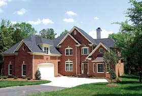 Traditional House Plan 97069 Elevation
