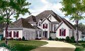Plan Number 97071 - 4009 Square Feet