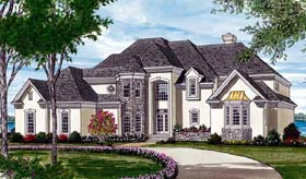 Traditional House Plan 97078 Elevation