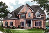 Plan Number 97081 - 3855 Square Feet