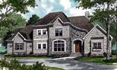 Plan Number 97089 - 3011 Square Feet