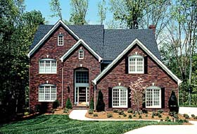 Traditional House Plan 97092 Elevation